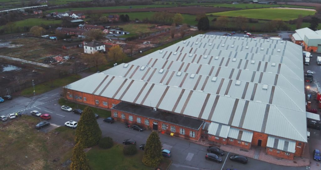 Contact us at the Old Dalby Head Office Facility