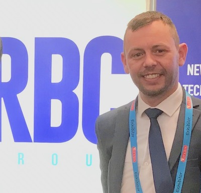 Alan Wick Group Sales Manager from RBC Group