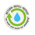 Return - Refill - Repeat Logo