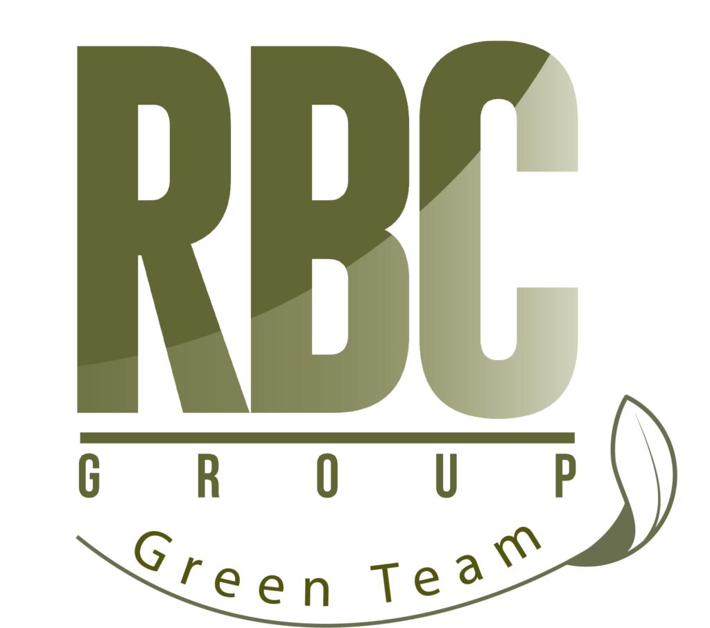 RBc Group Green Team Logo
