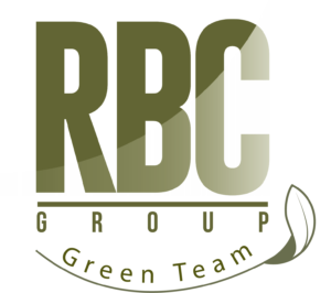 RBc Group Green Team Logo